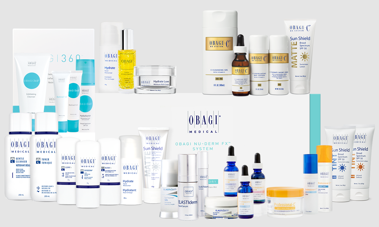 Correct And Transform Your Skin Obagi