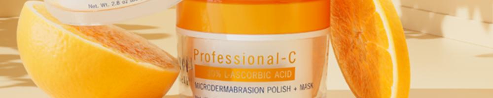 Obagi Professional-C Microdermabrasion Polish + Mask Vitamin C Face Mask